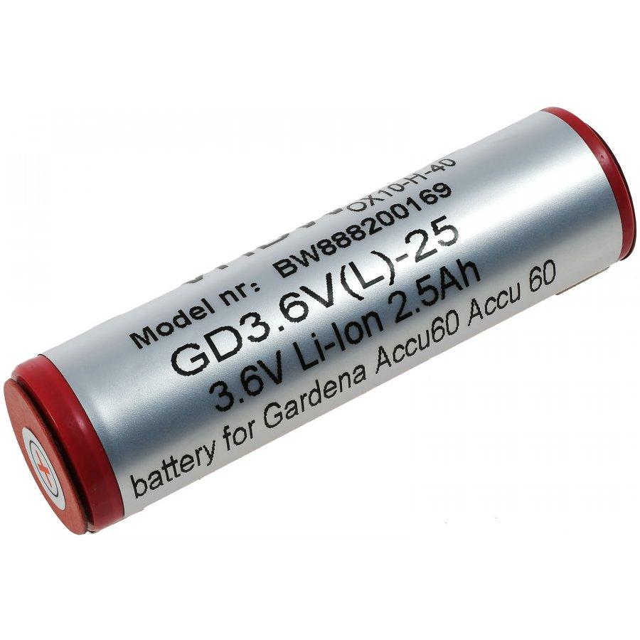 batteri till k rcher fensterreiniger wv 50 plus batterier f r allt alla. Black Bedroom Furniture Sets. Home Design Ideas